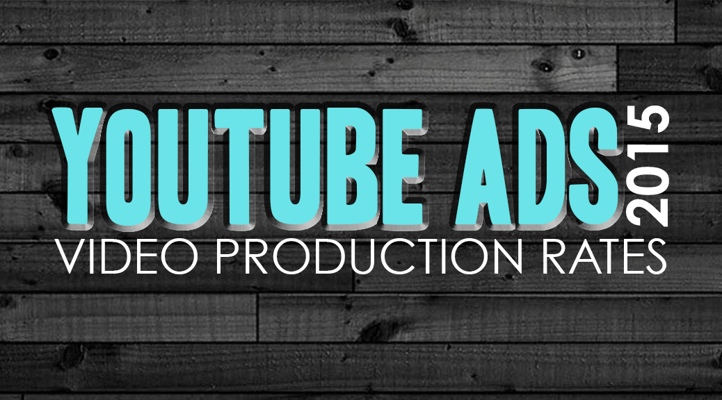 YouTube Advertising Production Rates That'll Knock Your Socks Off!