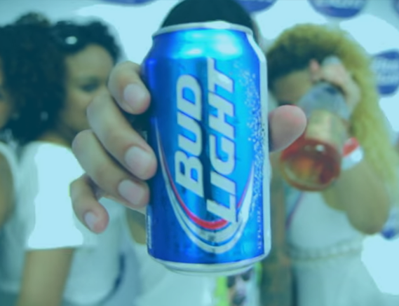 "Bud Light ""Up For Whatever""  