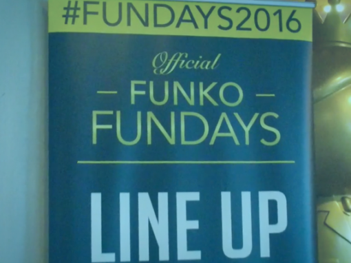 ENDLESS ENTERTAINMENT | Funko Fundays 2016